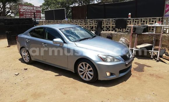 Buy Used Lexus IS Silver Car in Harare in Harare