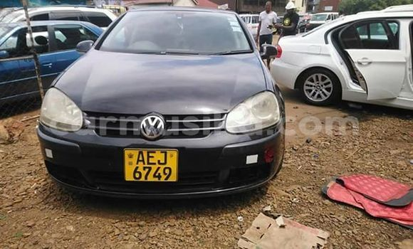 Buy Used Volkswagen Golf Black Car in Harare in Harare