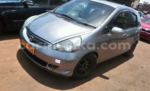 Buy Used Honda Fit Silver Car in Harare in Harare