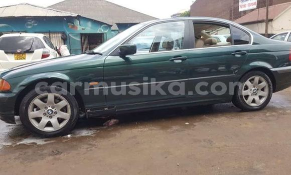 Buy Used BMW 3–Series Green Car in Harare in Harare