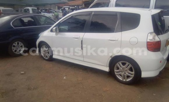 Buy Used Honda Jazz White Car in Harare in Harare