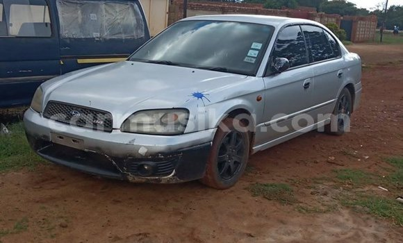 Buy Used Subaru Legacy Silver Car in Harare in Harare