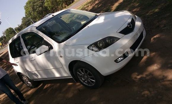Buy Used Mazda Demio White Car in Harare in Harare