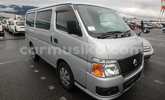 Buy Imported Nissan Caravan Silver Car in Borrowdale in Harare