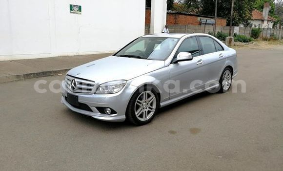 Buy Used Mercedes-Benz C-klasse Silver Car in Harare in Harare