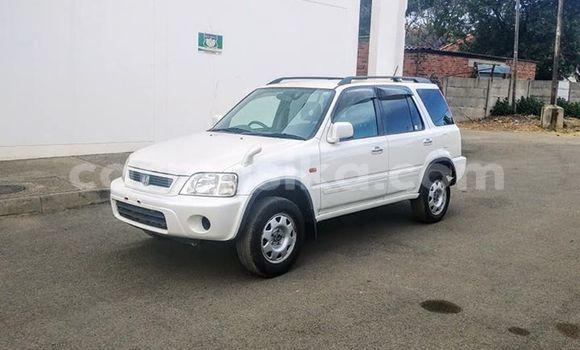 Buy Used Honda CR-V White Car in Harare in Harare