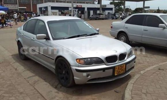 Buy Used BMW 3–Series Silver Car in Harare in Harare