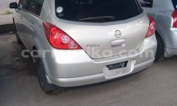 Buy Used Nissan Tiida Silver Car in Harare in Harare