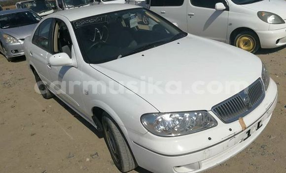 Buy Used Nissan Bluebird Sylphy White Car in Harare in Harare