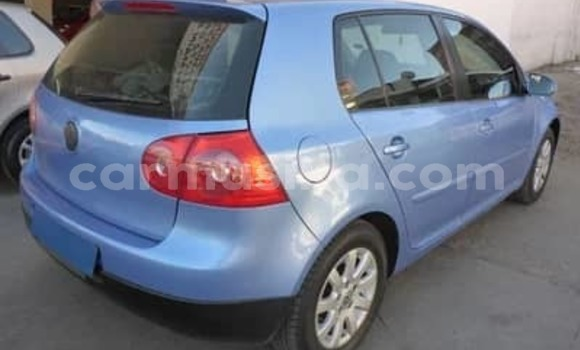 Buy Used Volkswagen Golf Blue Car in Alexandra Park in Harare