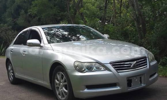 Buy Used Toyota Mark X Silver Car in Harare in Harare