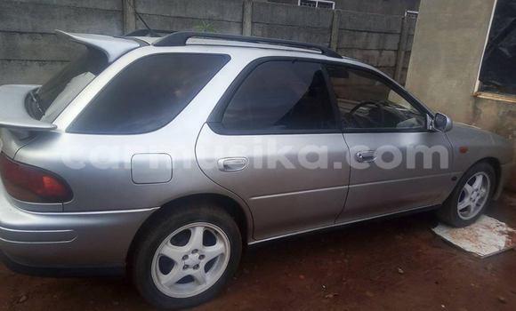 Buy Used Subaru Impreza Silver Car in Kuwadzana in Harare