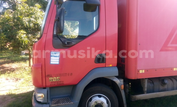 Buy Used DAF LF Red Truck in Harare in Harare