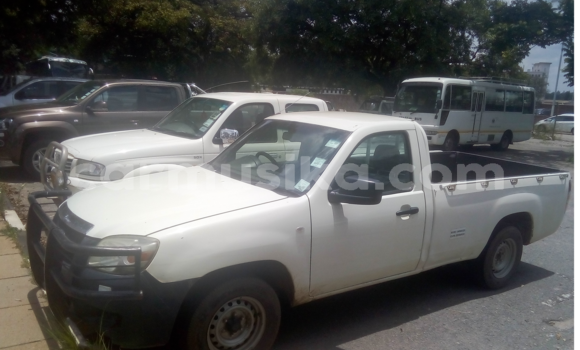 Buy Used Mazda BT-50 White Car in Harare in Harare