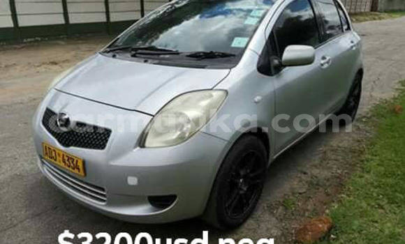 Buy Used Toyota Yaris White Car in Harare in Harare