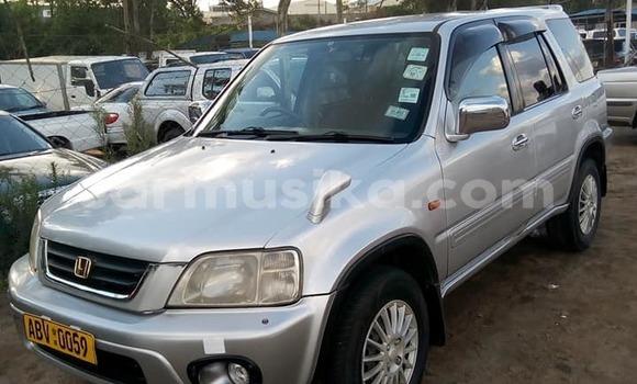 Buy Used Honda CR-V Silver Car in Harare in Harare