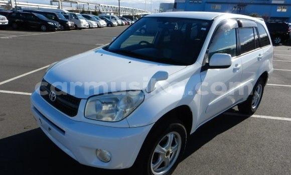 Buy Used Toyota RAV4 White Car in Bulawayo in Bulawayo