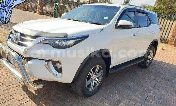 Medium with watermark toyota fortuner matabeleland south beitbridge 11462