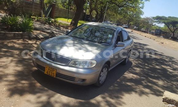 Buy Used Nissan Bluebird Sylphy Silver Car in Harare in Harare