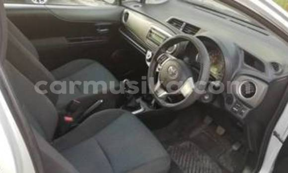 Buy Used Toyota Yaris Silver Car in Bulawayo in Bulawayo