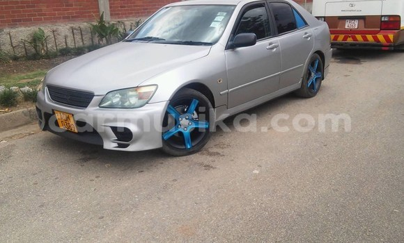 Buy Used Toyota Altezza Silver Car in Harare in Harare