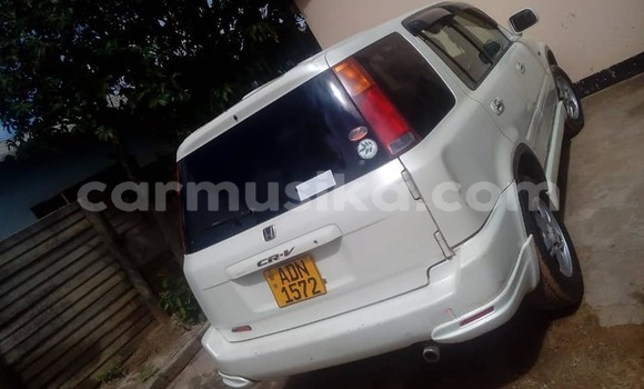 Buy Used Honda CR-V White Car in Gweru in Midlands