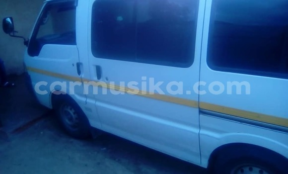 Buy Used Mazda Bongo White Car in Gweru in Midlands