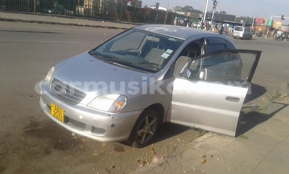 Buy Used Toyota Nadia Silver Car in Gweru in Midlands