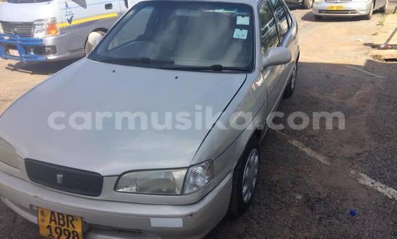 Buy Used Toyota Sprinter Silver Car in Kwekwe in Midlands
