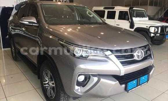 Buy Used Toyota Fortuner Silver Car in Harare in Harare