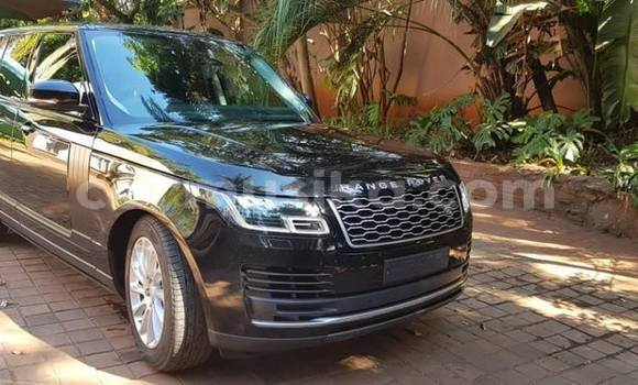Buy Used Land Rover Range Rover Vogue Black Car in Harare in Harare