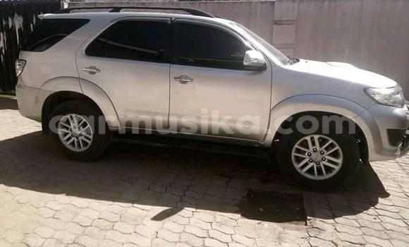 Buy Used Toyota Fortuner Silver Car in Mutare in Manicaland