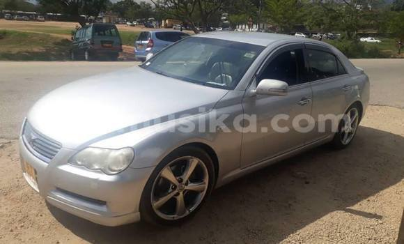 Buy Used Toyota Mark X Silver Car in Mutare in Manicaland