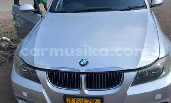 Buy Used BMW 3–Series Silver Car in Bulawayo in Bulawayo