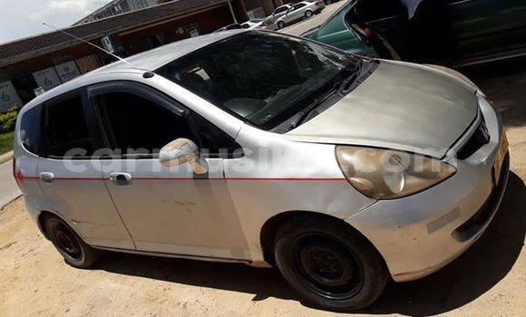 Buy Used Honda Fit Silver Car in Mutare in Manicaland