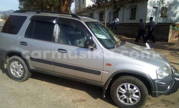 Buy Used Honda CR-V Silver Car in Mutare in Manicaland