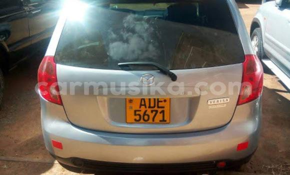 Buy Used Mazda Verisa Silver Car in Harare in Harare