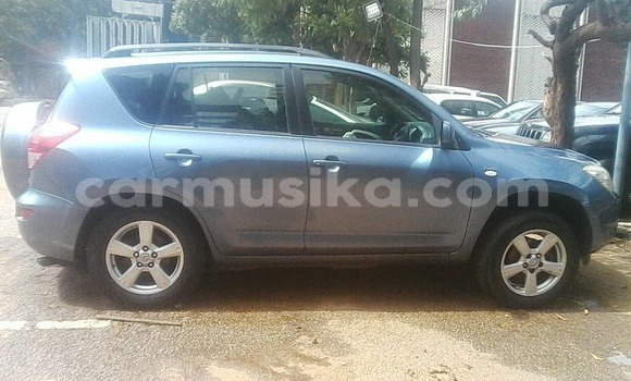 Buy Used Toyota RAV4 Brown Car in Mabelreign in Harare