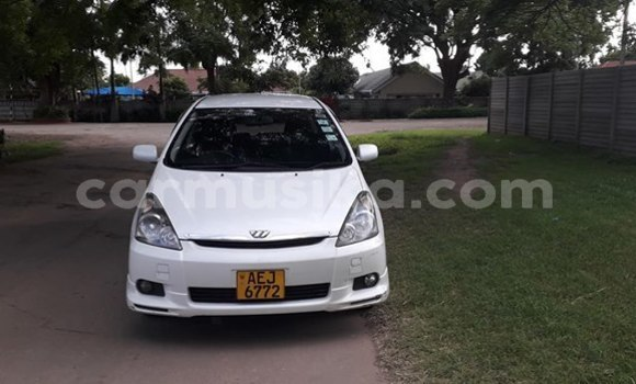 Buy Used Toyota Wish White Car in Harare in Harare