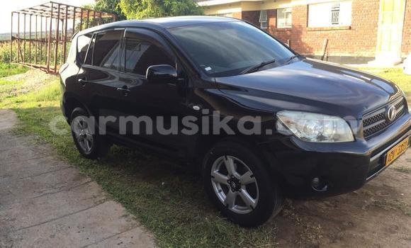 Buy Used Toyota RAV4 Black Car in Harare in Harare