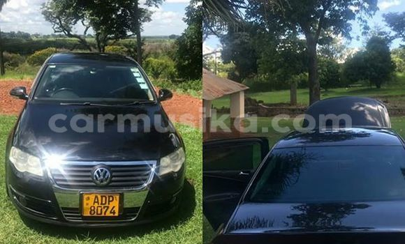 Buy Used Volkswagen Passat Black Car in Harare in Harare