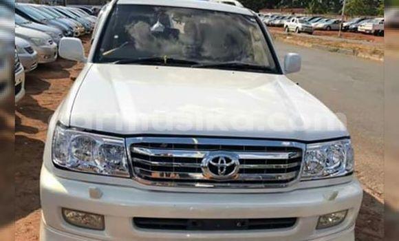 Buy Used Toyota Land Cruiser Prado White Car in Harare in Harare