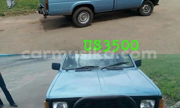 Buy Used Nissan Hardbody Blue Car in Harare in Harare