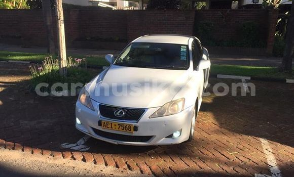 Buy Used Lexus IS White Car in Harare in Harare