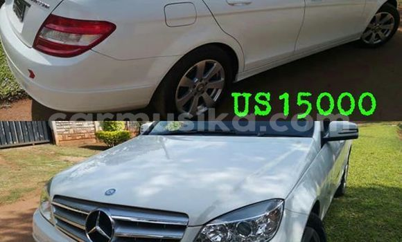 Buy Used Mercedes-Benz C-klasse White Car in Harare in Harare
