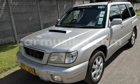 Buy Used Subaru Forester Silver Car in Harare in Harare