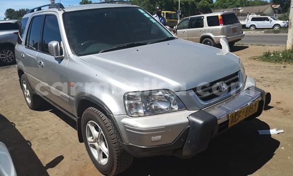 Buy Used Honda CR-V Silver Car in Harare in Harare