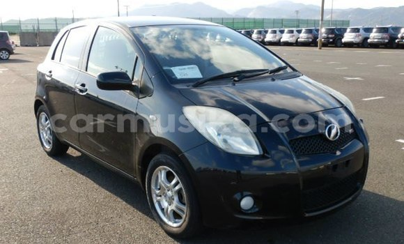 Buy Used Toyota Vitz Black Car in Harare in Harare