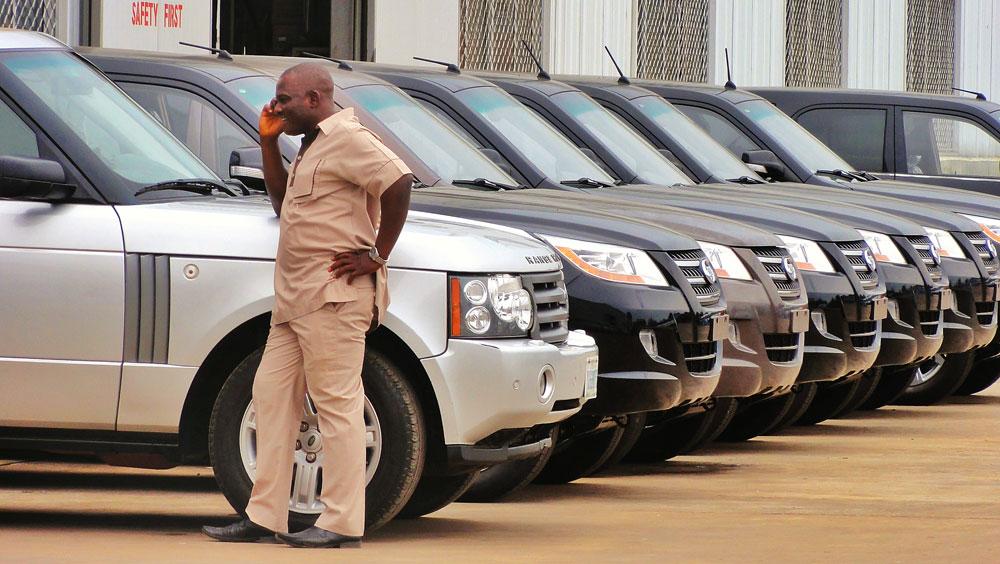 Nigeria voiture 3