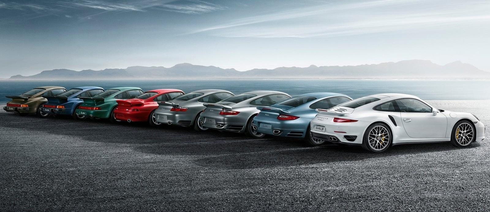 Porsche 911 turbo s 2014 7